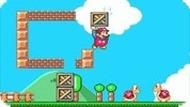Игра Мир супер Марио / Super Mario World (SEGA)