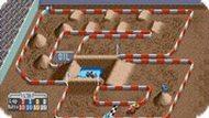 Игра Супер внедорожники / Super Off Road (SEGA)