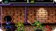 Игра Черепашки ниндзя: волшебный камень / Teenage Mutant Ninja Turtles: The Hyperstone Heist (SEGA)