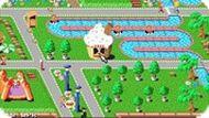 Игра Парк аттракционов / Theme Park (SEGA)