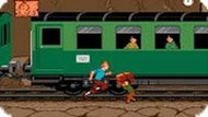 Игра Тинтин в Тибете / Tintin au Tibet (SEGA)