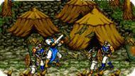 Игра Династия воинов Йанг / Yang Warrior Family (SEGA)