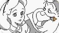Игра Раскрась приключения Алисы / Alice no Paint Adventure (SNES)