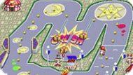 Игра Боевой Кросс / Battle Cross (SNES)