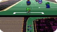 Игра Боевые Гонщики / Battle Racers (SNES)