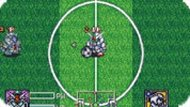 Игра Боевой Футбол 2 / Battle Soccer 2 (SNES)