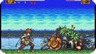 Игра Боевое Дробление / Battle Zeque Den (SNES)