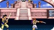 Игра Клинок духа / Soul Blade (SNES)