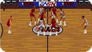 Игра Буллз против Блэйзерс и плей-оффы НБА / Bulls Vs Blazers and the NBA Playoffs (SNES)