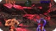 Игра Боец из глины 2 — глина правосудия / Clay Fighter 2 — Judgment Clay (SNES)