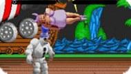 Игра Боец из глины / Clay Fighter (SNES)