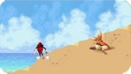 Игра Крутое пятнышко / Cool Spot (SNES)