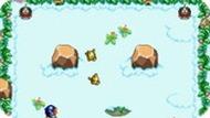 Игра Страна Корон / Coron Land (SNES)