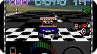 Игра Грязный гонщик / Dirt Racer (SNES)