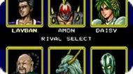Игра Воин судного дня / Doomsday Warrior (SNES)