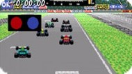 Игра Формула-1: гонки чемпионов / F1 ROC: Race Of Champions (SNES)