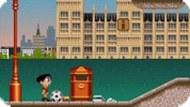 Игра Маленький футболист / Soccer Kid (SNES)