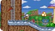 Игра Давай-давай, Акмен / Go Go Ackman (SNES)