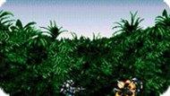 Игра Сила оружия / Gun Force (SNES)
