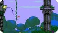 Игра Иззи: поиски Олимпийских колец / Izzys Quest for the Olympic Rings (SNES)