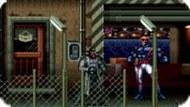 Игра Дикие Коты Джима Ли / Jim Lee's Wild C.A.T.S (SNES)