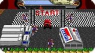Игра Король ралли / King of Rally (SNES)