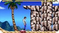 Игра Лестер невезунчик / Lester The Unlikely (SNES)