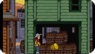 Игра Счастливчик Люк / Lucky Luke (SNES)