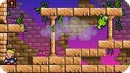Игра Мальчик Волшебник / Magic Boy (SNES)