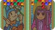 Игра Волшебная Капля / Magical Drop (SNES)