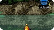 Игра Марк Дэвис Мастер-рыболов / Mark Davis The Fishing Master (SNES)