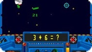 Игра Математический Бластер / Math Blaster (SNES)