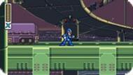 Игра Мега Мен Икс / Mega Man X (SNES)