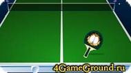 Играем в пинг-понг вместе с Гарфилдом!