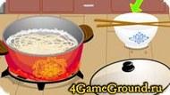 Рецепт приготовления лапши!