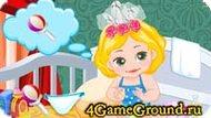 Поухаживай за маленькой принцессой!
