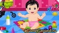 Играем с маленьким мальчиком