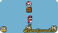 Собери все грибы с Марио!