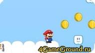 Приключения Марио в небе!