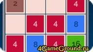 Игра Головоломки с цифрами 2048