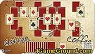 Карточная игра солитёр
