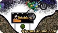 Ниндзя черепашки на мотоцикле