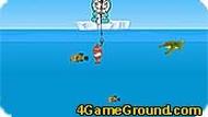 Игра Дораэмон: рыбалка