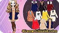 Одевалка в клуб