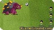 Футбол монстров