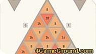 Игра Треугольники 2048