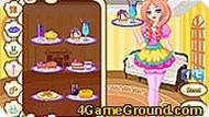 Девочка и кексы
