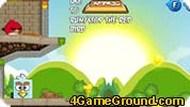 Angry Birds: спасти друга