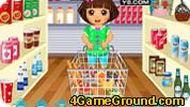 Даша Путешественница: делаем покупки