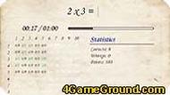 Игра Математический тренажер